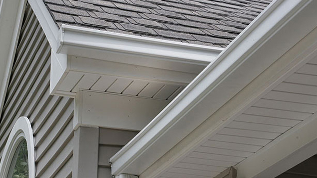 Seamless gutters long island